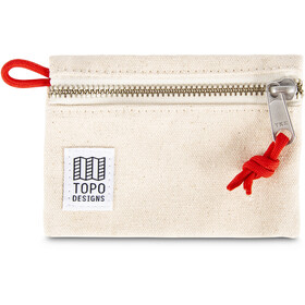 Topo Designs Accessoire Tasche S natural canvas